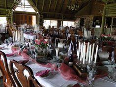 Mokoya Lodge | Lapa Wedding Reception