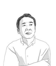 haruki murakami - my favorite novelist