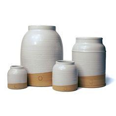 Milk Jug Vases medium