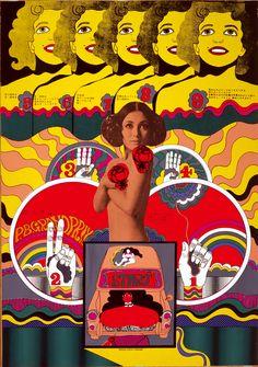 Japanese Pop Art Poster PB Grand Prix by Keiichi Tanaami 1968 Japan Illustration, Illustration Photo, Graphic Design Illustration, Japanese Pop Art, Japanese Poster, Japanese Graphic Design, Modern Graphic Design, Graphic Art, Vintage Japanese
