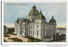 Bucuresti - Casa de Depuneri ( CEC ) - antebelica