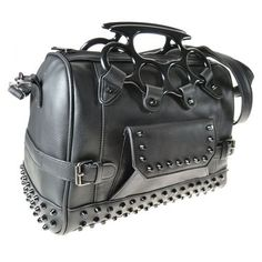 So excited to get this from The Violet Vixen. Tough Knuckle Duffel Bag   thevioletvixen eb0f0f7e177f2