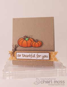 SoThankful by LFDT13, via Flickr  use Lawn Fawn stamp set LU