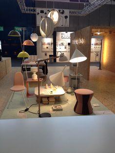verlichting, #Woonbeurs, licht, lamp, woonbeurs 2014, glamour, pastel, Scandinavisch design, wonen, interieur Eikelenboom