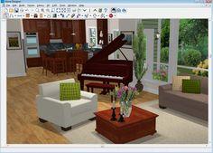 free home interior design software