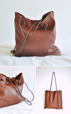dressed by style | 5 DIY tote bags you'll totally want | http://dressedbystyle.com