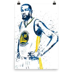 934d7b087fa5 Kevin Durant Golden State Warriors Home Poster