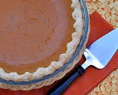 Honey Pumpkin Pie ♥