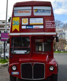 London Bus - idee per comunicare