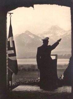 Hitler Salute