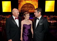 From left, SCFTA chair Larry Higby and Dee Higby with Hugues de Pin, president of Vacheron Constantin North America, presenting sponsor of the Candlelight Concert benefiting the Segerstrom Center for the Arts (photo: Doug Gifford, courtesy of the Segerstrom Center for the Arts)