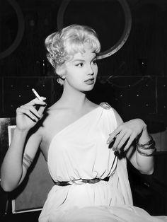 Mylene Demongeot, 1959