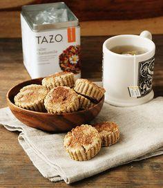 Maple Spiced cinnamon scones