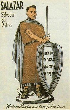 Os Luson@utas: #7 Efemérides da História Lusófona: Portugal em Estado Novo (19 de março de 1933)