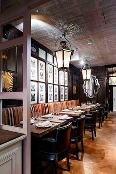 Nosh And Chow Restaurant By Lazaro Rosa Violn