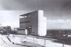 Villa Herain, Ladislav Žák, Prague, Czechoslovakia 1928