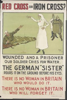 ~ British Home Front poster, c. 1914-1918via Imperial War Museum