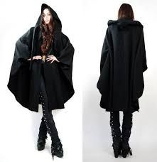 Rezultat iskanja slik za Riding Hood Full Length Gothic coat pattern