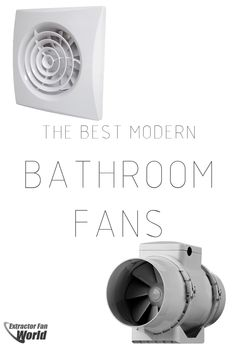 Bathroom Modern Extractor Fan 100mm 4 Chrome Ventilator Kitchen Shower Lb100 Products Bathroom Extractor Extractor Fans Bathroom Toilets