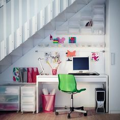 32 Ikea Home Office Design Ideas. If you begin a house business you will probably need a workplace. You'd want to make certain that your home office if you've got one looks fantastic, . Office Furniture Design, Home Office Design, House Design, Ikea Furniture, Furniture Ideas, Simple Furniture, Ikea Workspace, Workspace Design, Ikea Home Office