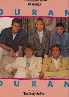 Perhaps the ultimate #TBT from Duran Duran! From the Star Hits magazine's facebook page....who had this in their collection? http://duran.io/1iZ2NWG