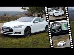 ▶ Tesla Model S: Was der E- Sportler wirklich kann - YouTube