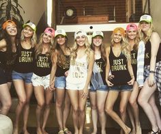Bachelorette Party Tanks