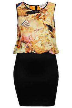 **Tropic Print Dress by WYLDR - Dresses  - Clothing