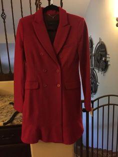 BCBG Max Azria Women's XS Coat   eBay
