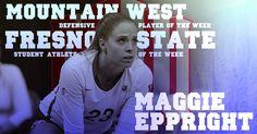 Eppright earns Mountain West Defensive Player of the Week honors
