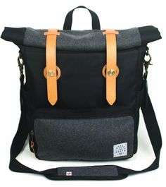 Product of the North Westin Convertible Backpack/Tote Diaper Bag - Black