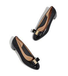 96f9d3770b78 Vara Bow Pump Shoe - Shoes - Women - Salvatore Ferragamo US Pump Shoes