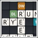So addictive.  I like it better than Words with Friends...classic Scrabble.