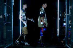 KTZ Kokon To Zai SS16 backstage #KTZ #kokontozai #ss16 #menswear #backstage #lcm