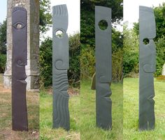 Standing stones: Slate Guardians