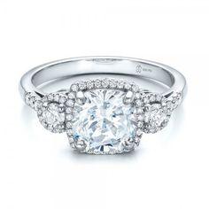 Joseph Jewelry Custom Engagement Ring | Bridal Musings Wedding Blog