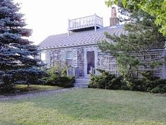 Nantucket 'Jewel Box' Cottage; Separate Studio, Tennis in tranquil Tom Nevers
