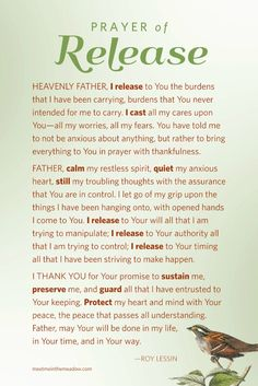 Beautiful prayer especially for the New Year