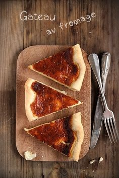 Gateau au fromage | MIEL & RICOTTA