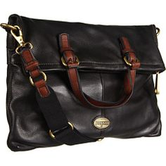 Fossil Explorer Tote.  I am a big bag woman. But the $ on this scares me. Other than that it's the perfect bag, wish I could find one on the cheap.