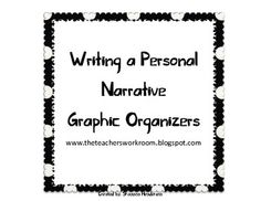 41 best personal narratives writing images on Pinterest