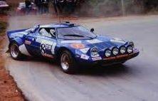 Valentino Colombi Lancia Stratos