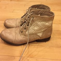 Mossimo Supply CO. Boots These are Mossimo Supply CO. Boots from target. I have only worn them once and they look like new. They are a size 10. Mossimo Supply Co Shoes Ankle Boots & Booties