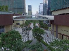 Projects by Ney & Partners Structural Engineering : Pedestrian Bridge Time Tunnel Shenzhen, Shenzhen. 12.041.02
