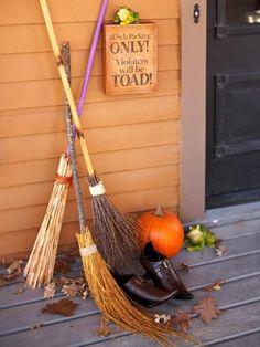 Violaters will be TOAD halloween crafts crafty pumpkins happy halloween halloween decorations halloween crafts halloween ideas halloween decor happy halloween 2013 halloween decoration broom pumkin