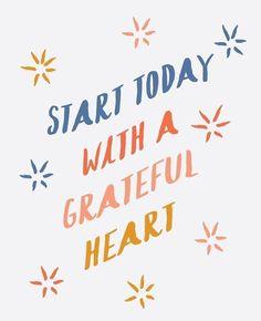 ~ stay grateful ~