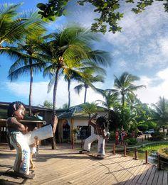 #Capoeira #Bahia #PortoSeguro