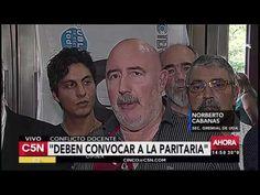 Educación:   Gobierno incumple con la paritaria, Lopez de CTERA