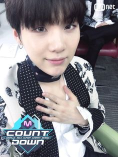 BTS * MCountdown * Suga #Wings #bts_twt #방탄소넌단 #Bangtan #Boys #BigHitEnt #2016 | @kaylaaaq