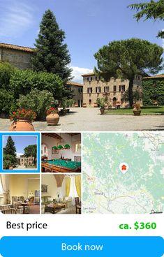Borgo San Felice (Castelnuovo Berardenga, Italy) – Book this hotel at the cheapest price on sefibo.